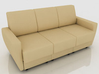 The Sofa from three sections v1.zip