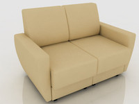 The Sofa from two sections v1.zip