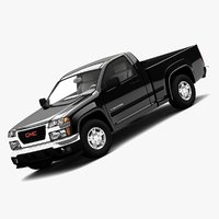 GMC Canyon 2006 (Regular Cab)