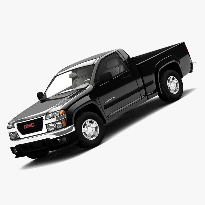 gmc canyon 2006 regular max