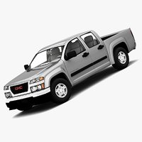 GMC Canyon 2006 (Crew Cab)
