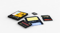 FSC Data Storage Cards