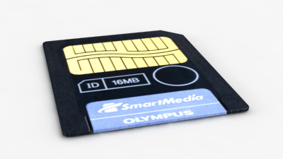 fsc card data 3d model