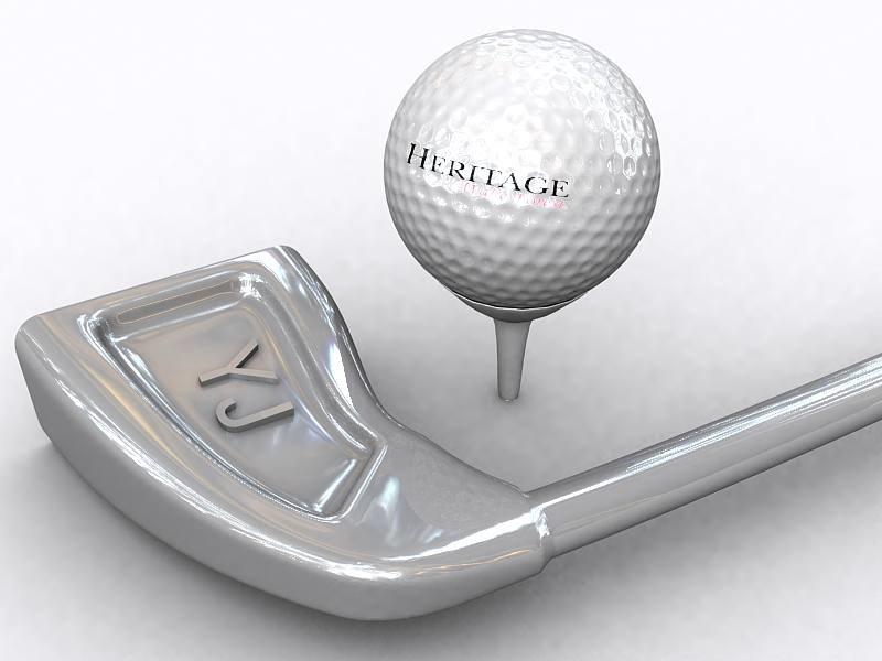 golf ball club 3ds