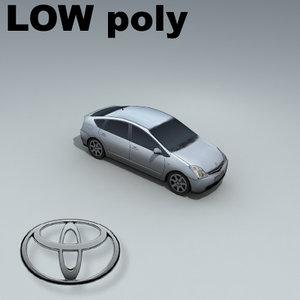 Toyota_Prius - max7_gmax_3ds