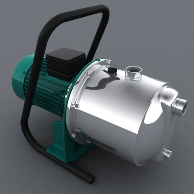 water pump wilo jet max