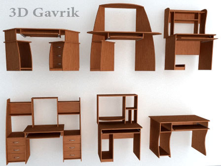 comuter tables model