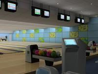 3d bowling center