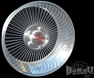 wheels rims dd 3d model