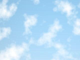 sky animation 3d model
