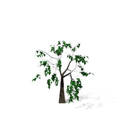 3ds max tree plants