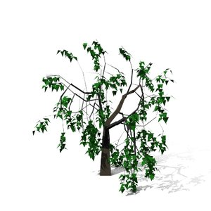 3ds tree plants