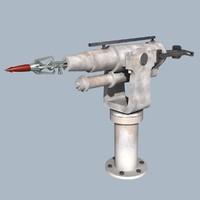 3d model harpoon