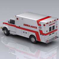 medical ambulance max