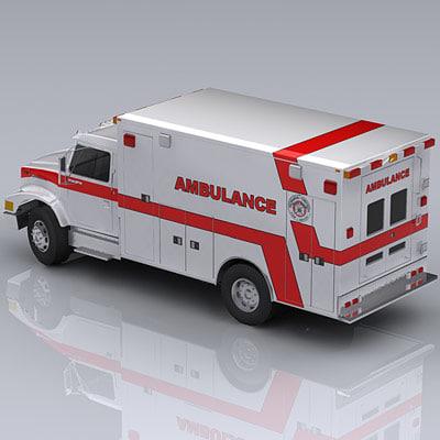 medical ambulance max