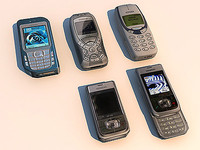 Cell Phones Pack 01