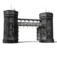 gate1_lowpoly