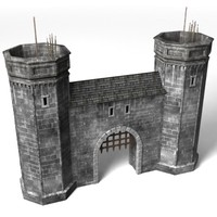 gate2_lowpoly