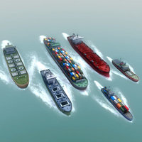 6Ship_CivCargo_Multi