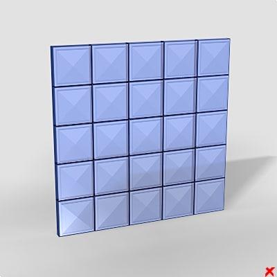3dsmax glassblock glass