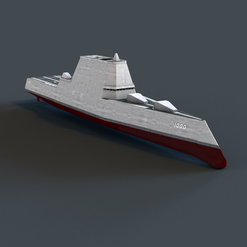 cargo ship transport nuclear 3d 3ds