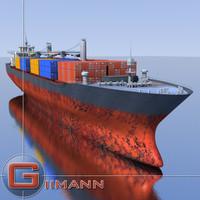 cargo vessel max