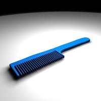 cinema4d comb hair
