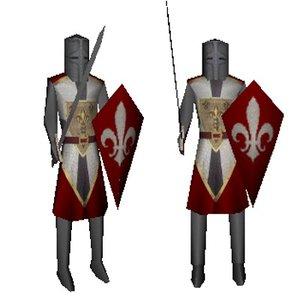 free obj mode medieval