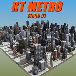 multi city nvironmnt buildings