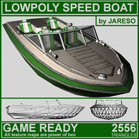 speed boat 3d 3ds