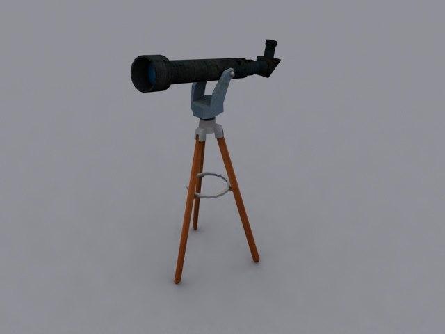 maya telescope