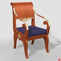 Chair old fashioned011_max.ZIP