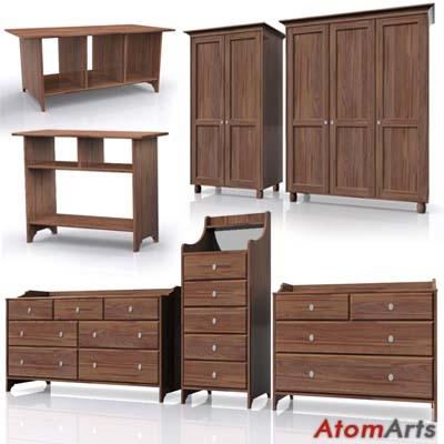 Leksvik Bedroom Furniture
