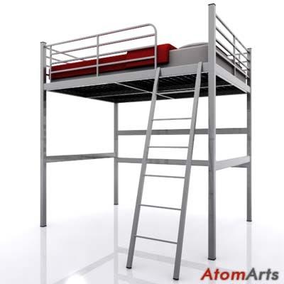 Max Ikea Tromso Bed