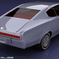 Dodge Charger 1966/67