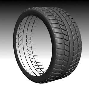 3d model wheel cover