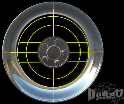 c4d designs sniper wheels center
