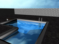 swimming pool 3d 3ds