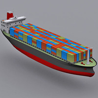 Container Ship II