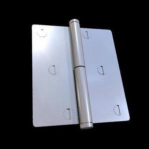 3d model hinges screw