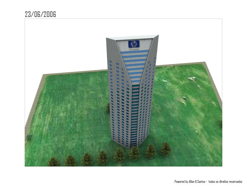 hp building paulo 3d 3ds