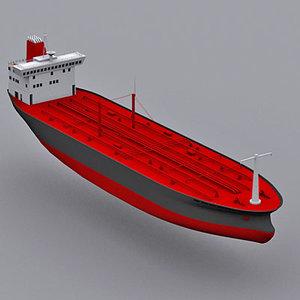 max vessel tank