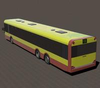 rhino three-axle city bus solaris urbino