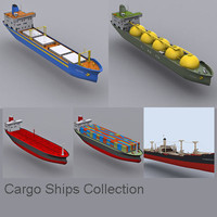 Cargo Ships Collection