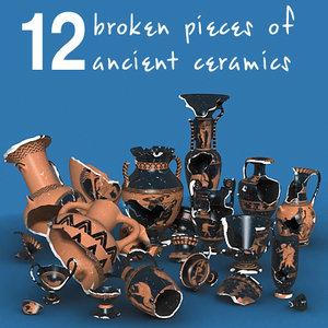 max ancient ceramic
