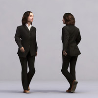 3d 3ds axyz human characters