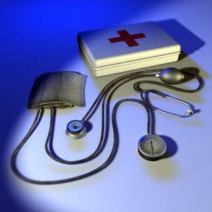 stethoscope blood max