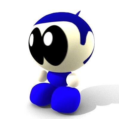 cartoon character lwo