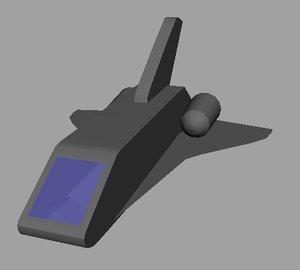 maya space shuttle