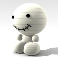 toy cartoon 3d model